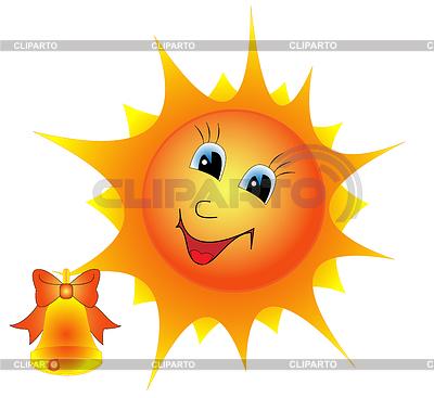картинки на белом фоне солнышко