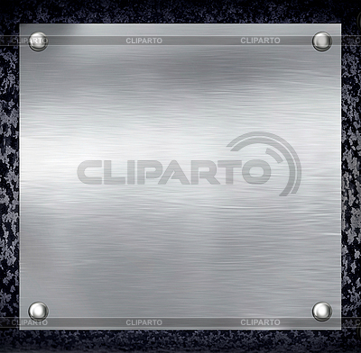 Metal plate steel background | High resolution stock photo |ID 3040076