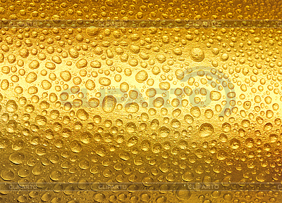 Abstract golden drops of water | High resolution stock photo |ID 3207243