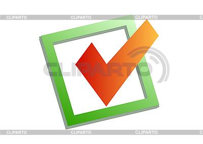 Checkbox | Stock Vector Graphics |ID 3079054
