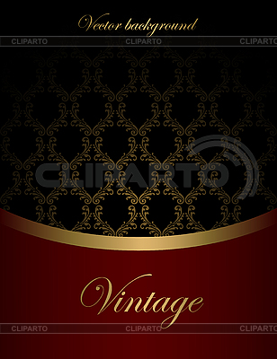 Vintage card | Stock Vector Graphics |ID 3079402