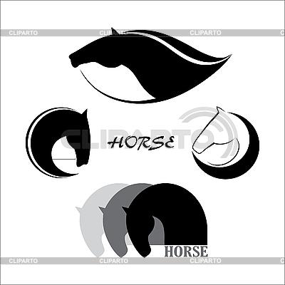 Symbole konne | Klipart wektorowy |ID 3082524