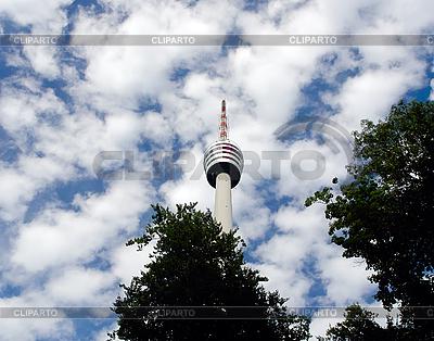 Stuttgarter Fernsehturm | Foto mit hoher Auflösung |ID 3039710
