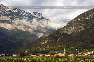Northern Italy | High resolution stock photo |ID 3039789