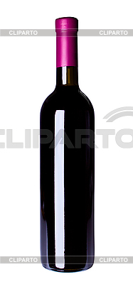 Red wine bottle | High resolution stock photo |ID 3040496
