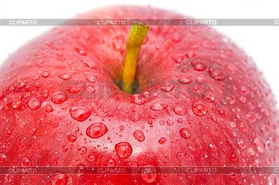 Roter Apfel | Foto mit hoher Auflösung |ID 3040512