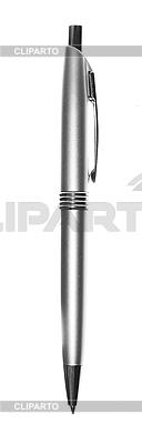 Metallic pen | Foto stockowe wysokiej rozdzielczości |ID 3058132