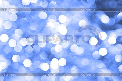Nieostre streszczenie niebieskim tle święta | Foto stockowe wysokiej rozdzielczości |ID 3058149