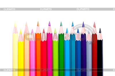 Colored pencils | High resolution stock photo |ID 3058168