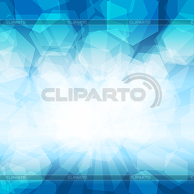Abstract blue background | Stock Vector Graphics |ID 3050351