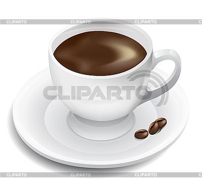 Filiżanka kawy | Klipart wektorowy |ID 3050562