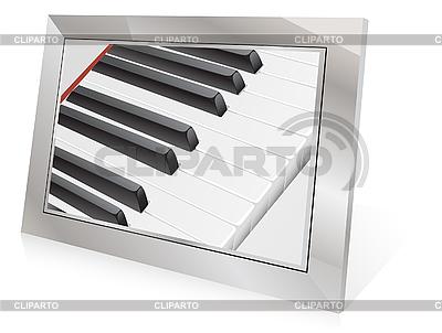 Piano | Stock Vector Graphics |ID 3051015