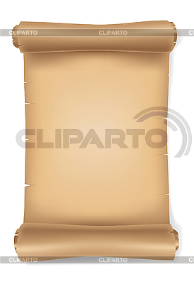 Ancient scroll | Stock Vector Graphics |ID 3051111