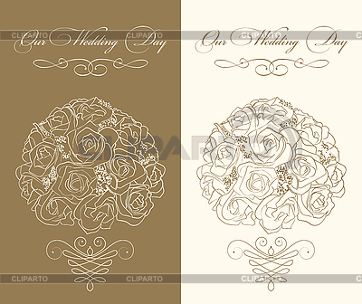 Wedding invitation | Stock Vector Graphics |ID 3051211