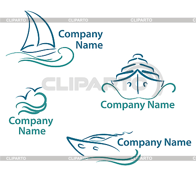 Yachting logo | Stock Vector Graphics |ID 3051232