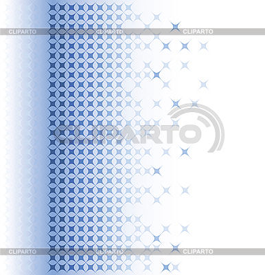 Abstract blue mosaic background | Stock Vector Graphics |ID 3071157