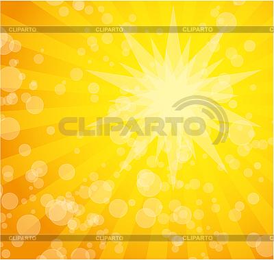 Yellow rays | Stock Vector Graphics |ID 3072601