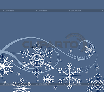 Background with snowflakes   Stock Vector Graphics  ID 3072671