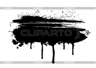 Grunge blot | Stock Vector Graphics |ID 3072731