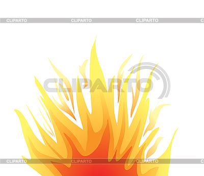 Flamme | Stock Vektorgrafik |ID 3072954