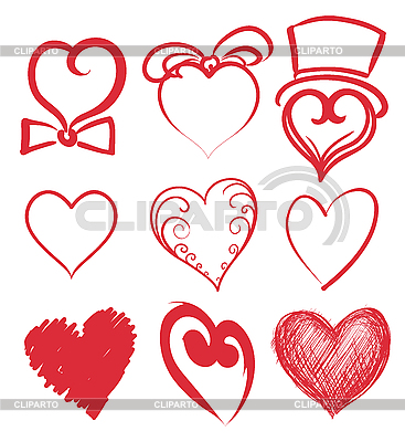 Hearts | Stock Vector Graphics |ID 3073135