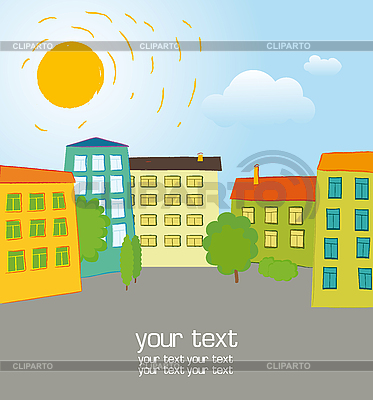 City buildings | Stock Vector Graphics |ID 3073243