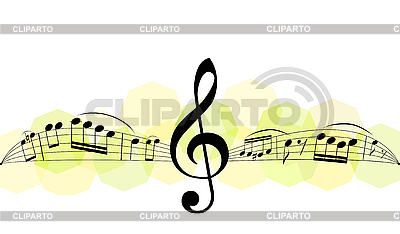 Musical notes | Stock Vector Graphics |ID 3073306