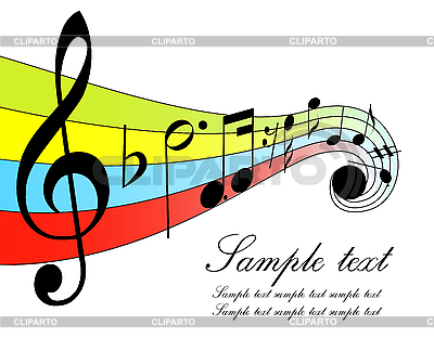 Musical notes | Stock Vector Graphics |ID 3073310