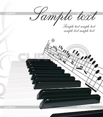 Piano   Stock Vector Graphics  ID 3073838