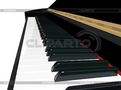 Piano | Stock Vector Graphics |ID 3073840