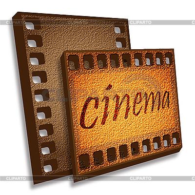 Cinema   High resolution stock illustration  ID 3045555
