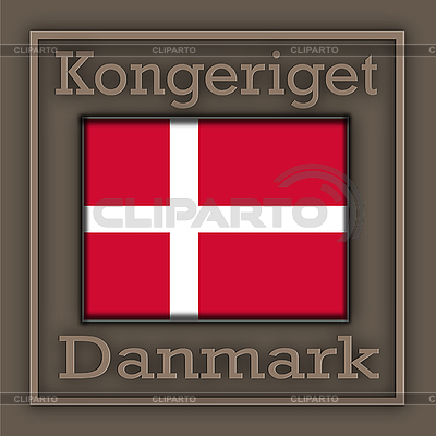 Denmark | High resolution stock illustration |ID 3045604