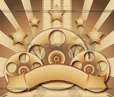 Film reels | High resolution stock illustration |ID 3045607