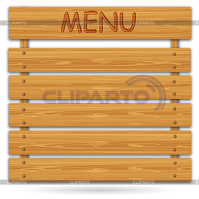 Board menu dla restauracji | Stockowa ilustracja wysokiej rozdzielczości |ID 3045665