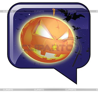 Pumkin icon | High resolution stock illustration |ID 3045854