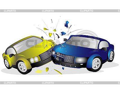 Wypadek samochodowy | Klipart wektorowy |ID 3047664