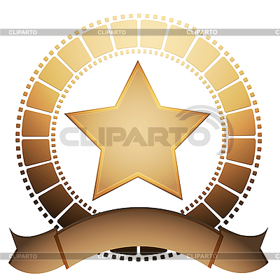 Film and banner | Stock Vector Graphics |ID 3061835