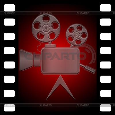 电影 | 向量插图 |ID 3061841