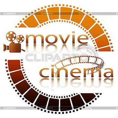 Movie cinema | Stock Vector Graphics |ID 3072275