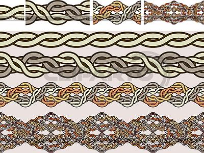 Keltische Ornamente | Stock Vektorgrafik |ID 3170393