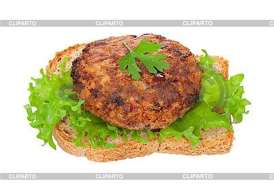 Tasty burger | Foto stockowe wysokiej rozdzielczości |ID 3040210