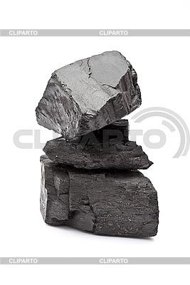 Pile węgla | Foto stockowe wysokiej rozdzielczości |ID 3044510