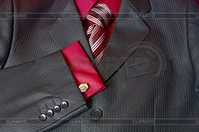Man suit, shirt and tie | High resolution stock photo |ID 3040833