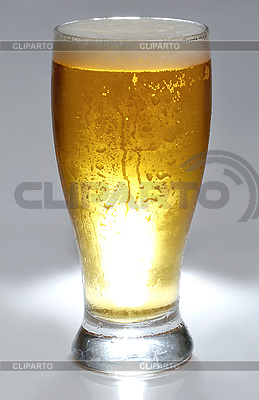 Glass of beer   High resolution stock photo  ID 3042242