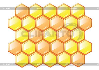 Honeycombs | Stock Vector Graphics |ID 3044013