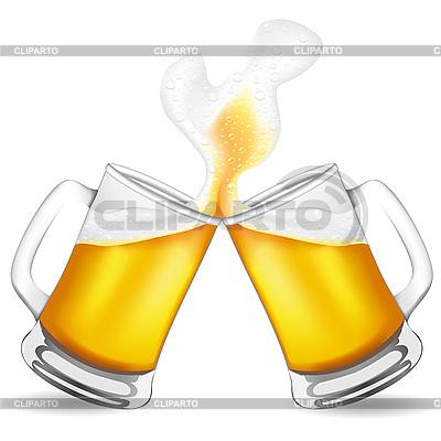 壶啤酒 | 向量插图 |ID 3045043