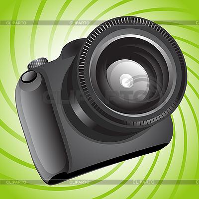 Photo camera   Stock Vector Graphics  ID 3045215