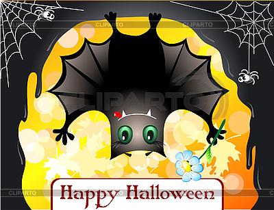 Cute bat | Stock Vector Graphics |ID 3046028