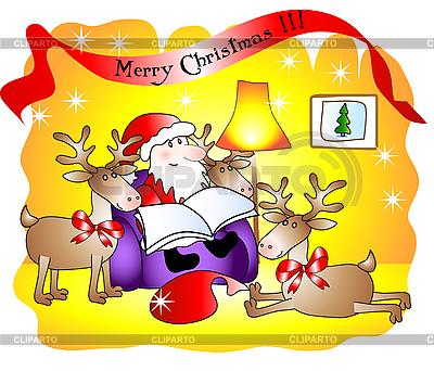 크리스마스 카드 | 벡터 클립 아트 |ID 3046427