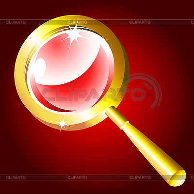 Magnifying glass | Stock Vector Graphics |ID 3058737